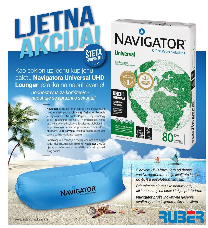 Navigator ljetna akcija