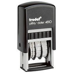 DATUMAR automatik H-3,8mm,4810,Trodat