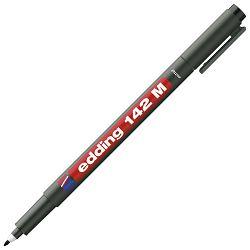 MARKER 1mm EDDING 142 M za foliju, crni