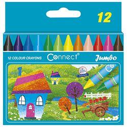 BOJE VOŠTANE 12 boja, kart. kutija, Connect