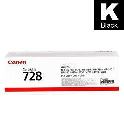 CANON CRG 728 BK, original
