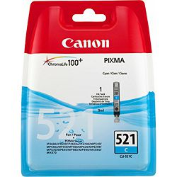CANON CLI-521 C original,tinta
