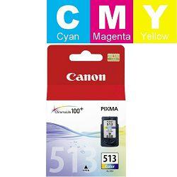 CANON CL-513 original,tinta,trobojna