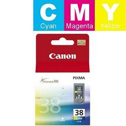 CANON CL-38 color original,tinta