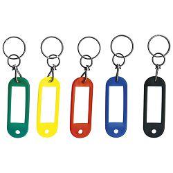 PRIVJESAK za ključeve,pvc,blister FOR.BC-B13 (pk6)